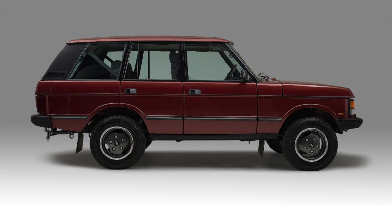 Classic Range Rover restoration, upgrades and… | Kingsley Cars