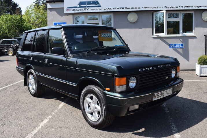 Range Rover Classics for Sale | Kingsley Cars