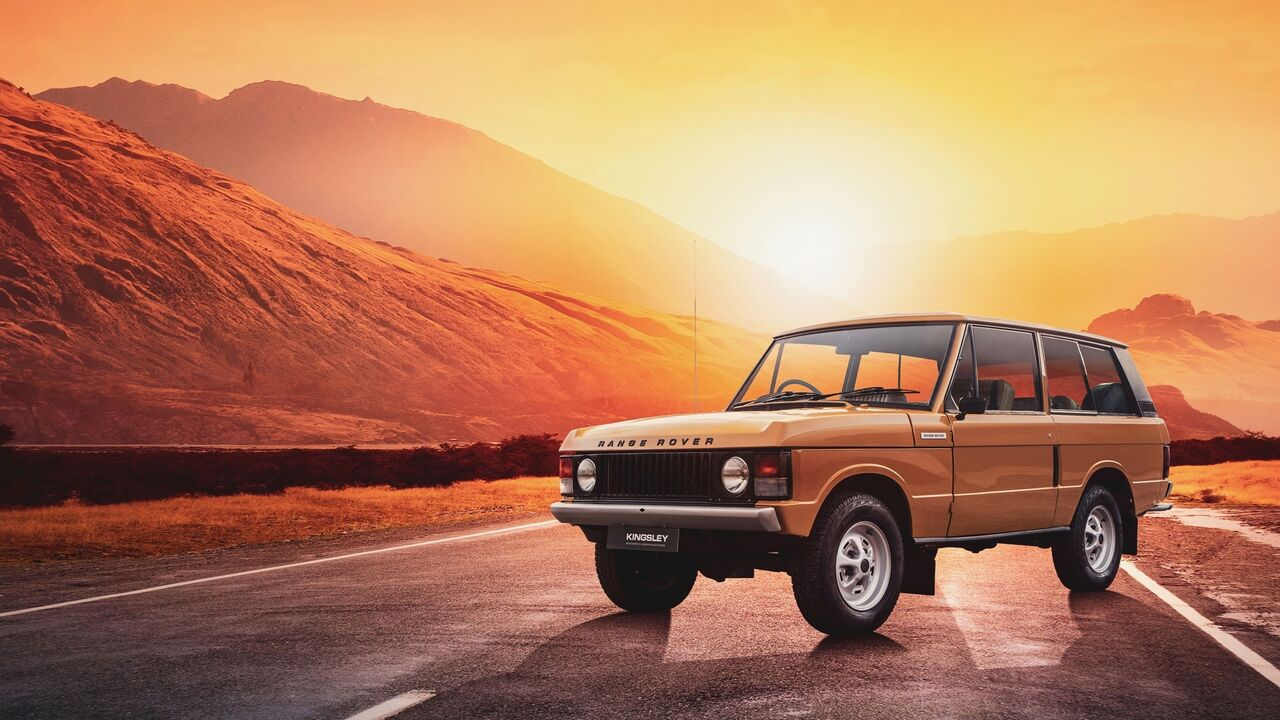 Kingsley KC Series Range Rover Classic Restoration