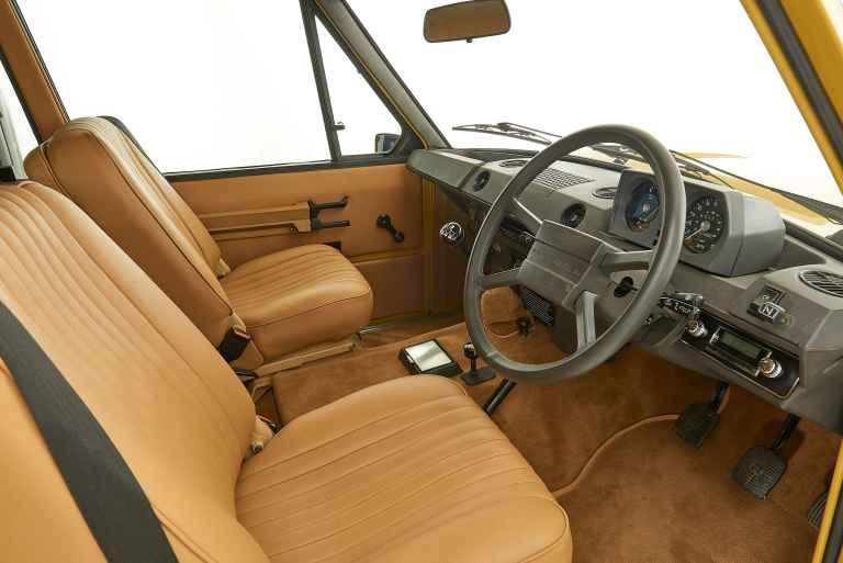Range rover classic interior restoration kingsley cars - Range rover classic interior parts ...
